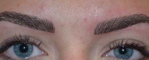 Makijaż permanentny brwi Koszalin - Instytut Kosmetologii i