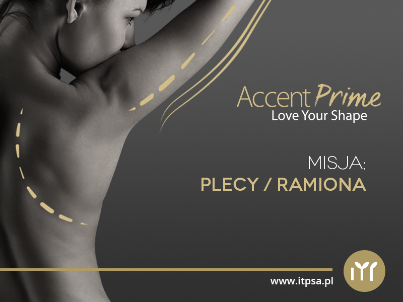 accent prime plecy ramiona
