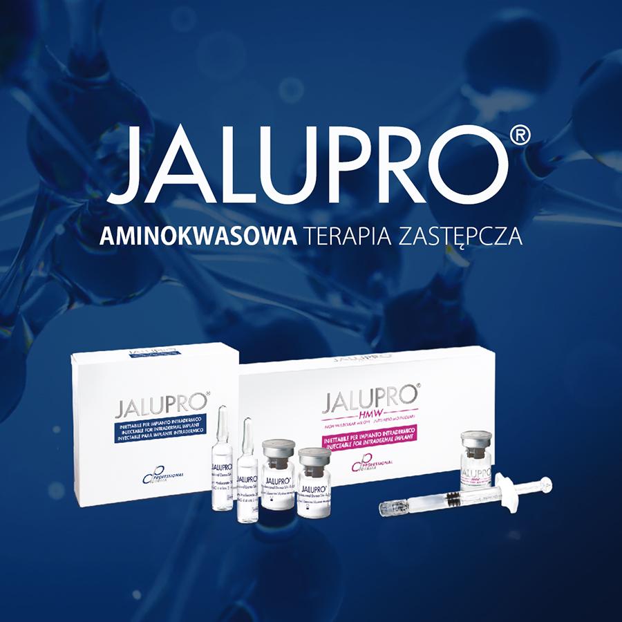Jalupro Aminokwasowa Terapia Zastępcza
