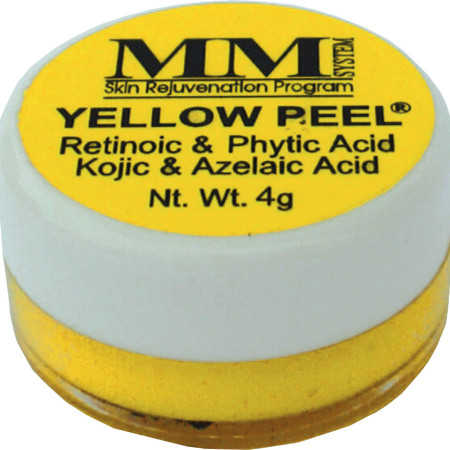 peeling Yellow Peel